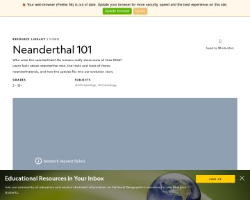 Neanderthal 101
