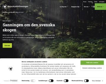 Skog och naturvård - Naturskyddsföreningen
