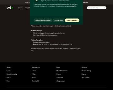 Sport -  SVT Öppet arkiv