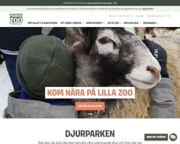 Djurparken - Parken Zoo