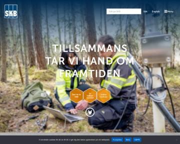 Svensk Kärnbränslehantering