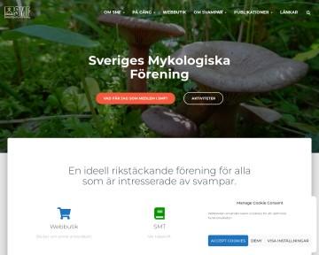 Sveriges Mykologiska Förening - SMF