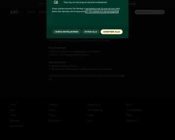 Nyheter - SVT Play