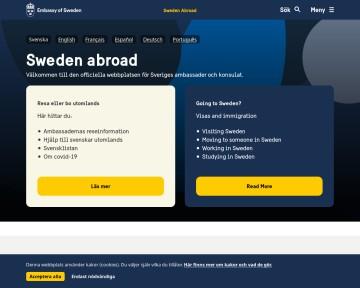 Sweden Abroad - Regeringskansliet