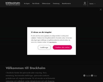Stockholms officiella besöksguide