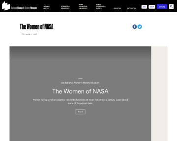 The Women of NASA