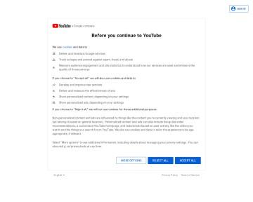 The Nobelprize.org - Youtube-kanal