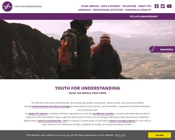 Youth For Understanding (YFU)